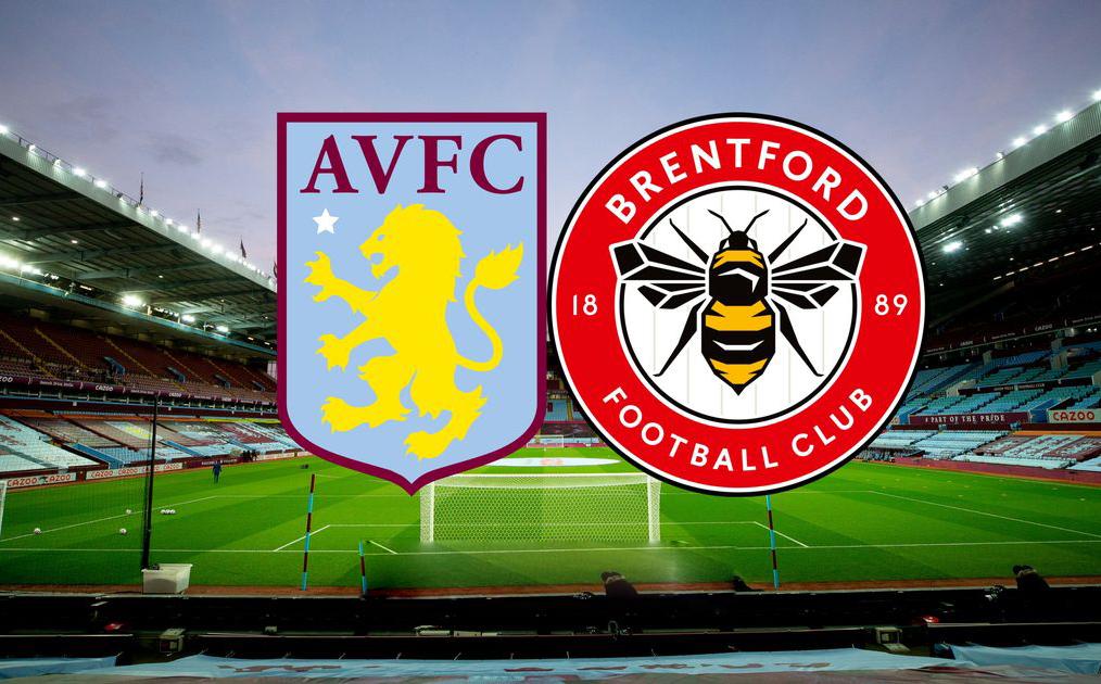 Aston Villa vs Brentford Highlights 28 August 2021