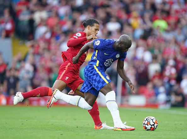 Liverpool vs Chelsea 1-1 Premier League 2021-2022