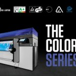 Image for the Tweet beginning: The #Coloradoprinter series and its