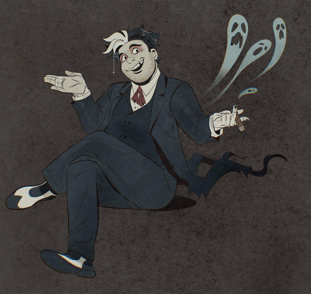 Ghost Percys