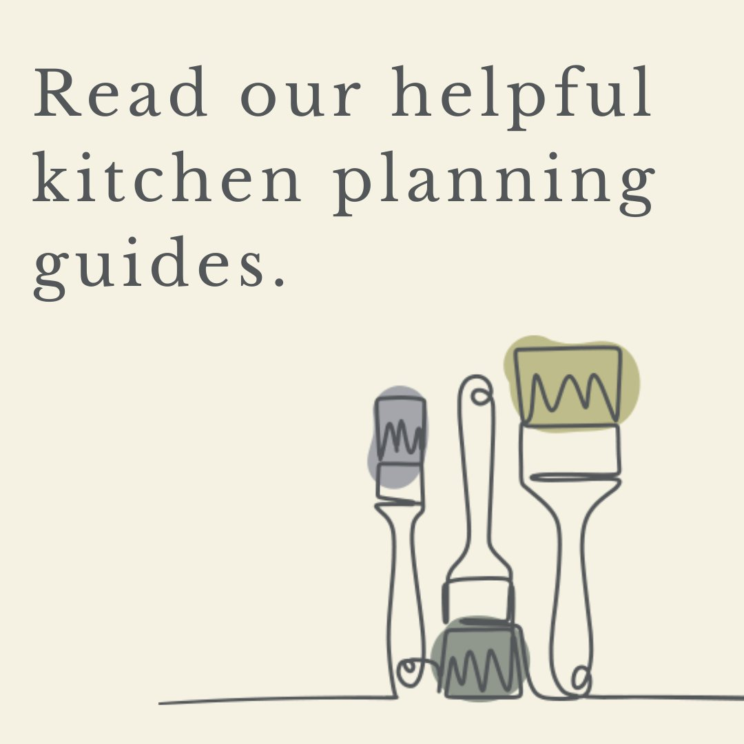 Are you planning a new kitchen? Our guides provide helpful information for each step of the journey, visit our website to find out more!