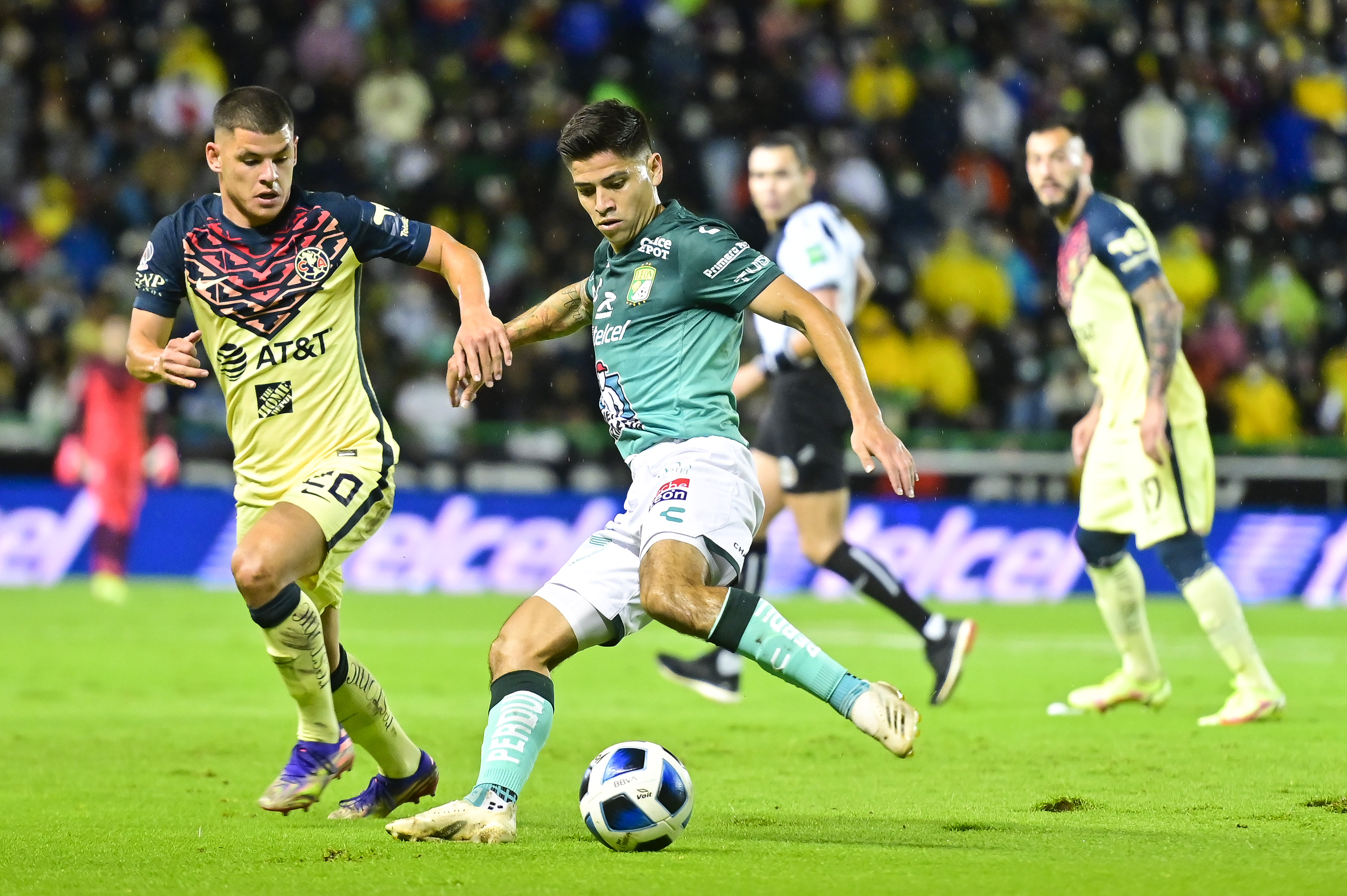 León vs América 1-1 Torneo Apertura 2021