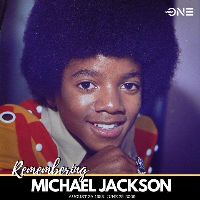 Happy heavenly birthday to the King of Pop, Michael Jackson!