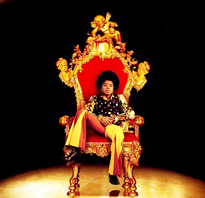 Happy Birthday to a King!  Michael Jackson, born this day, 29th August 1958.