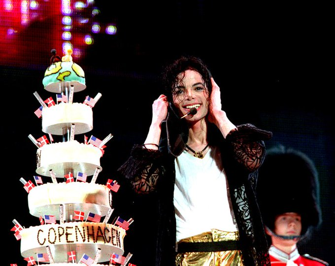 Happy heavenly Birthday my dearest Michael Jackson!     I U