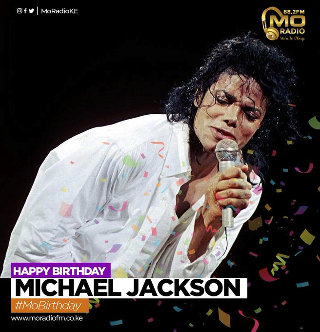 The King of Pop, Michael Jackson would have turned 63. Happy birthday
