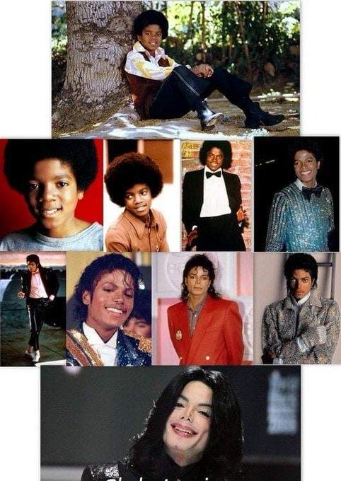 Michael Jackson...August 29, 1958 June 25, 2009 HAPPY BIRTHDAY...R.I.P.