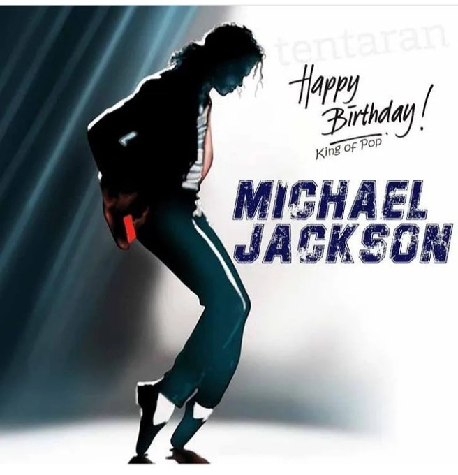 "\""LOVE LIVES LONG\"" HAPPY BIRTHDAY MICHAEL JACKSON Born: 29 August 1958"