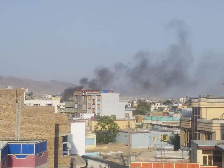 अफगानिस्तान में काबुल हवाई अड्डे के उत्तर-पश्चिम में आज एक रॉकेट हमले में एक बच्चे की मौत हो गई