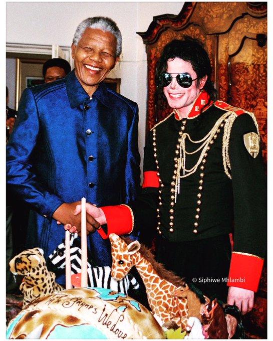 "Happy Birthday to the \""King of Pop\"" Michael Jackson  (1958 - 2009)"