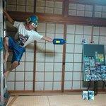 外国人も騒然?日本人のロックマンのコスプレ!