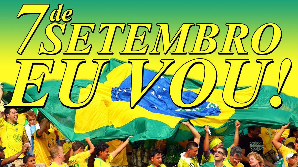 "Luiz Augusto 🇧🇷🇺🇸🇮🇱 #DesculpeJairMasEuFui ®'s tweet - ""PELO FIM DA  DITADURA DA TOGA! DIA 7 DE SETEMBRO VAI SER GIGANTE! "" - Trendsmap"