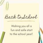 Image for the Tweet beginning: #BacktoSchool2021