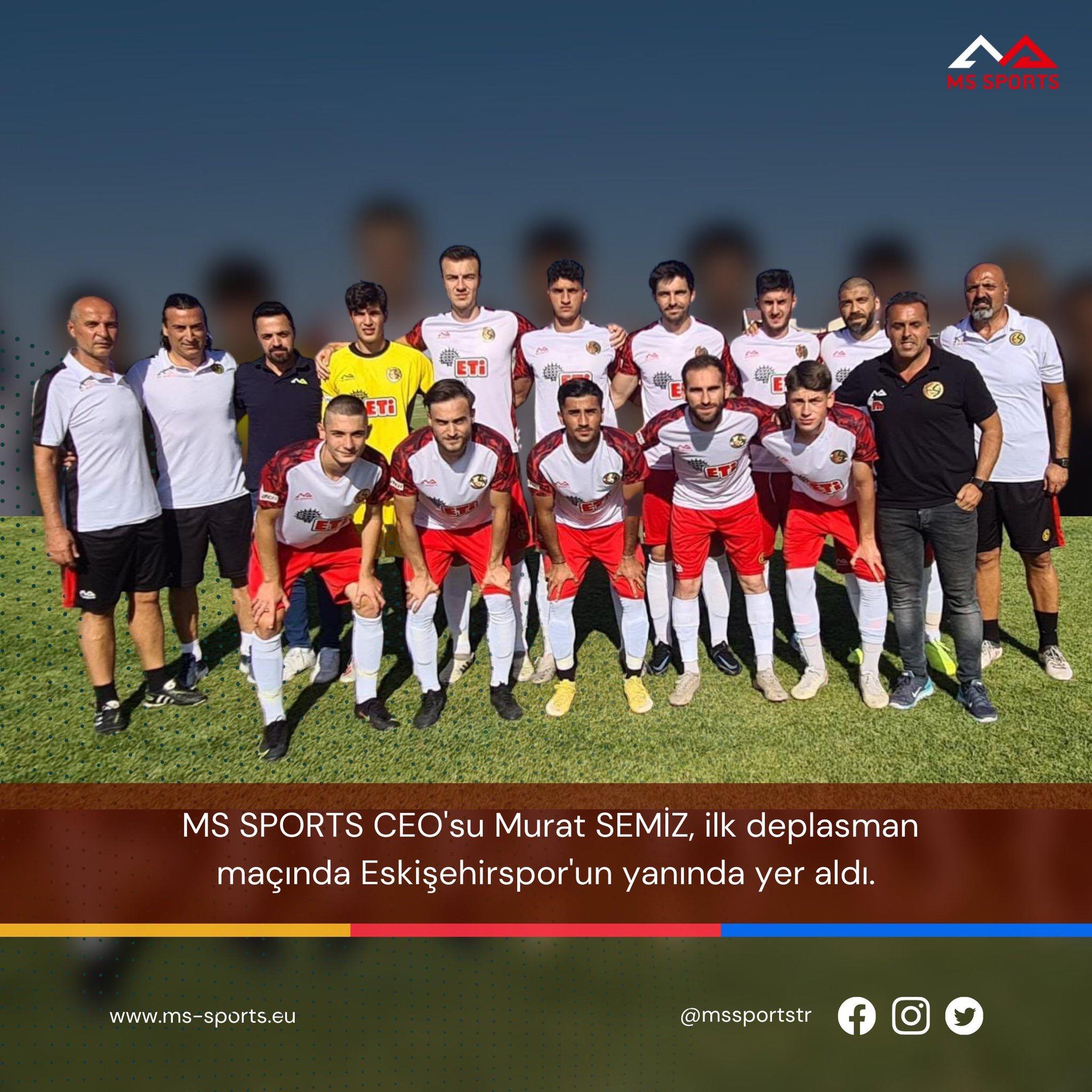 Eskişehirspor'dan golsüz prova