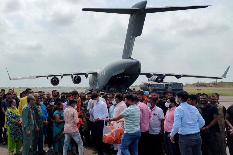 India-evacuation