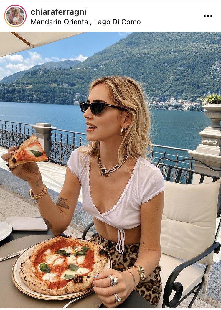 量が減っていない!?イタリアのインフルエンサーのピザがおかしい!