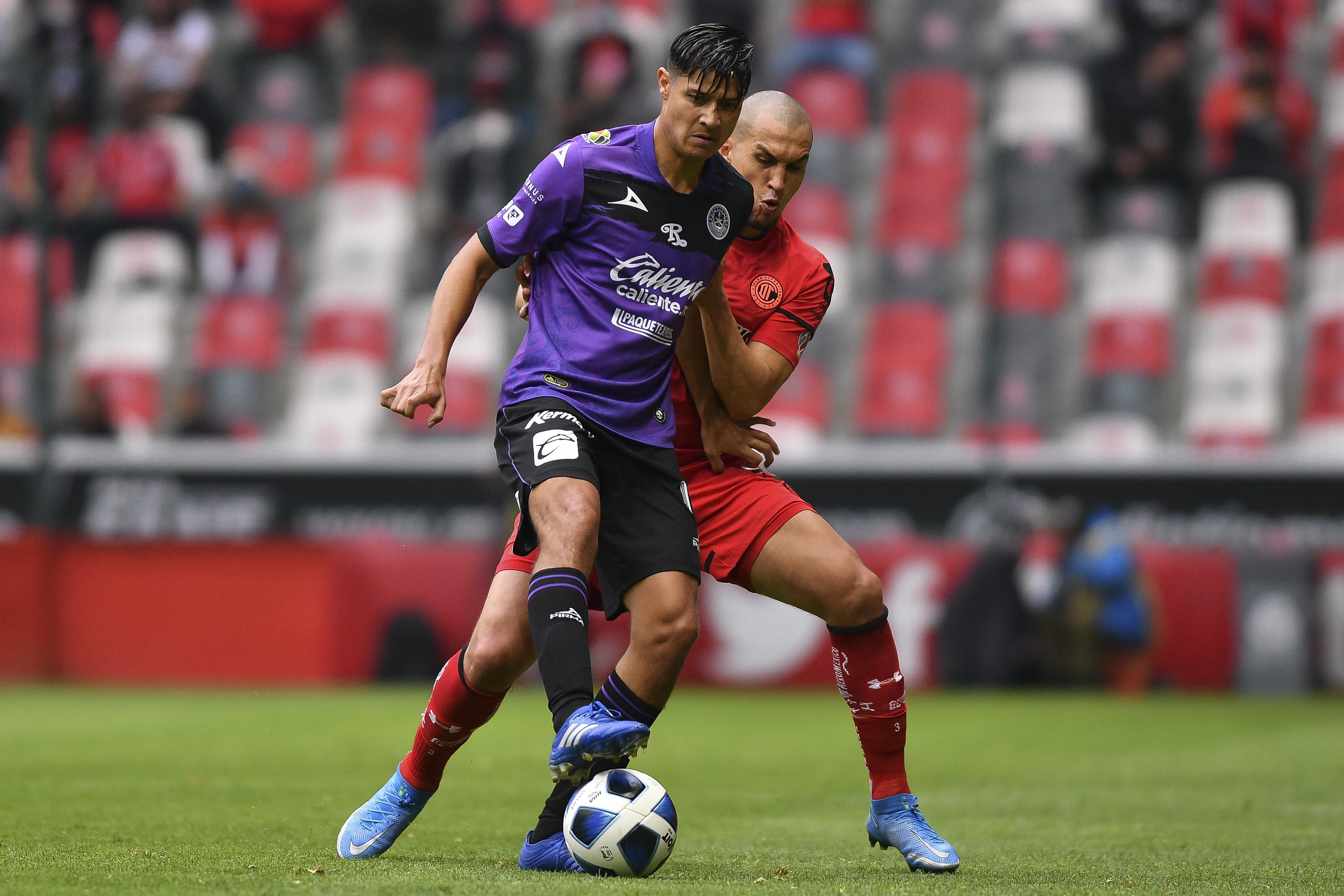 Toluca vs Mazatlán 2-2 Torneo Apertura 2021