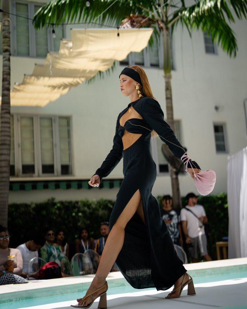 Ex WWE Diva Summer Rae Inspires Fans; Shares Favorite Miami Fashion Week 2021 Looks 3