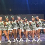 Image for the Tweet beginning: Thank you @CyFallsCheer for getting