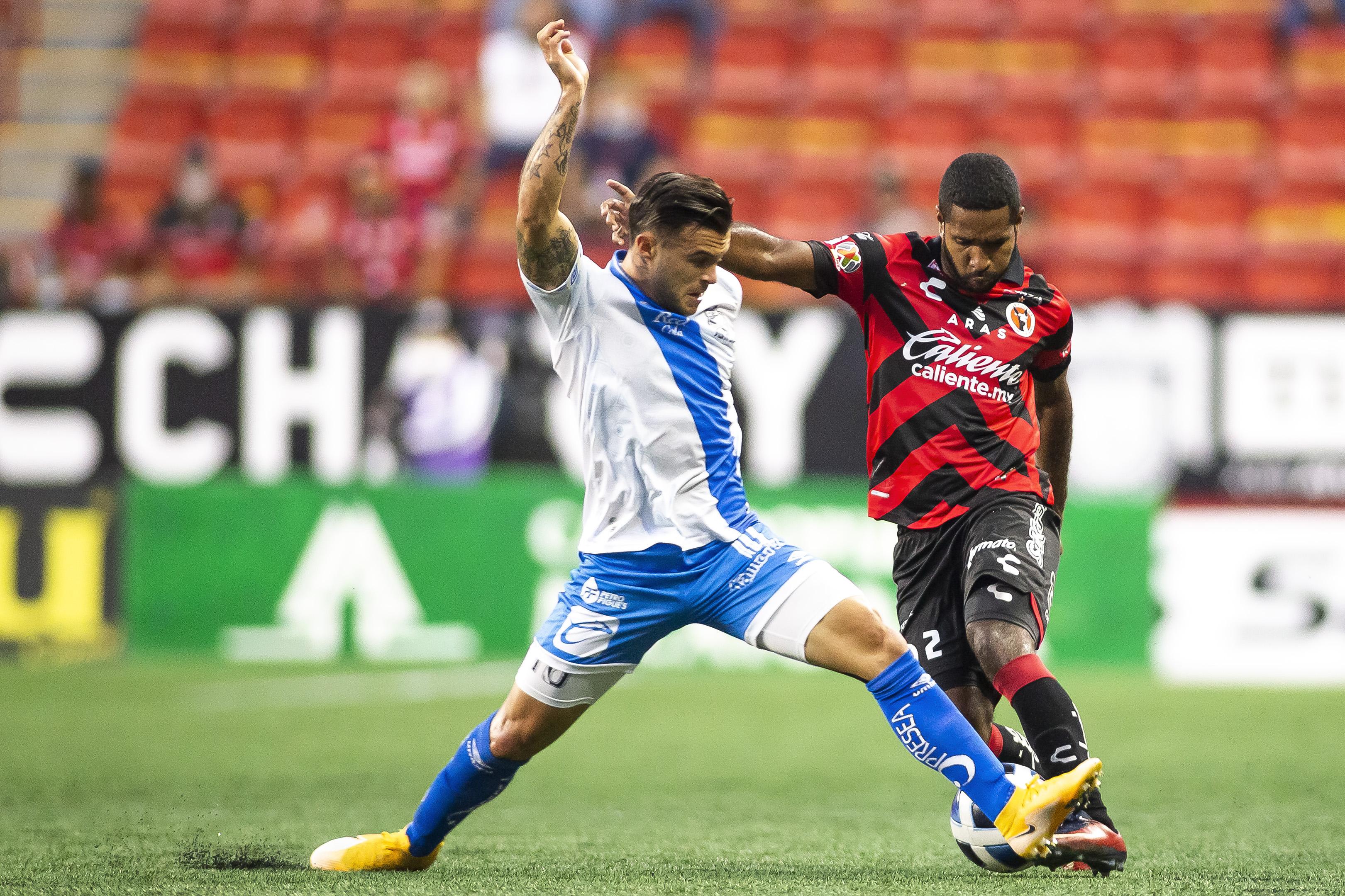 Tijuana vs Puebla 1-1 Torneo Apertura 2021