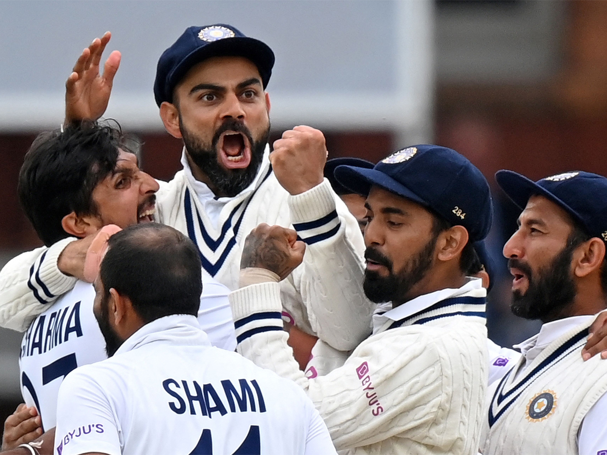 IND vs ENG: India's winning moment at Lord's