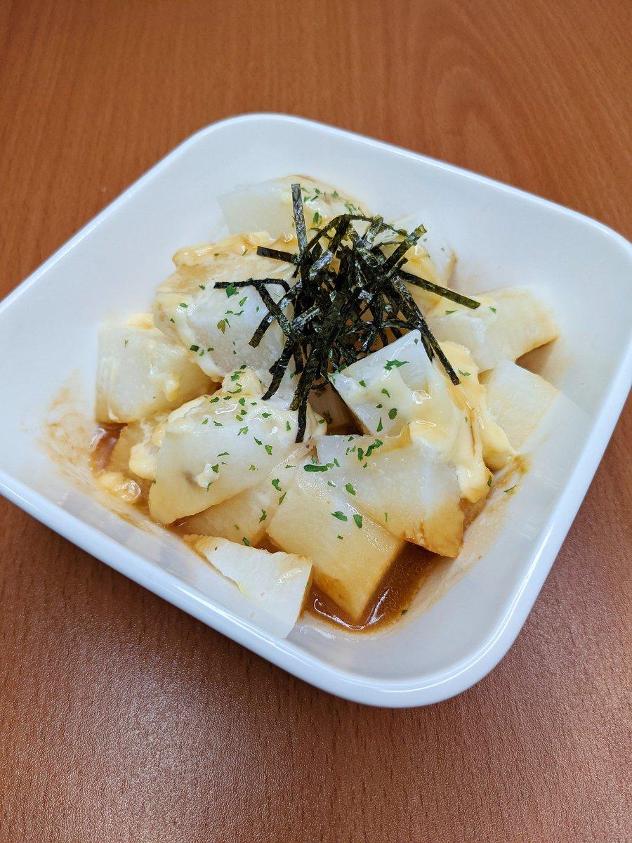 フライパンを使用せず作れちゃう!長芋を使った、おうち居酒屋レシピ!
