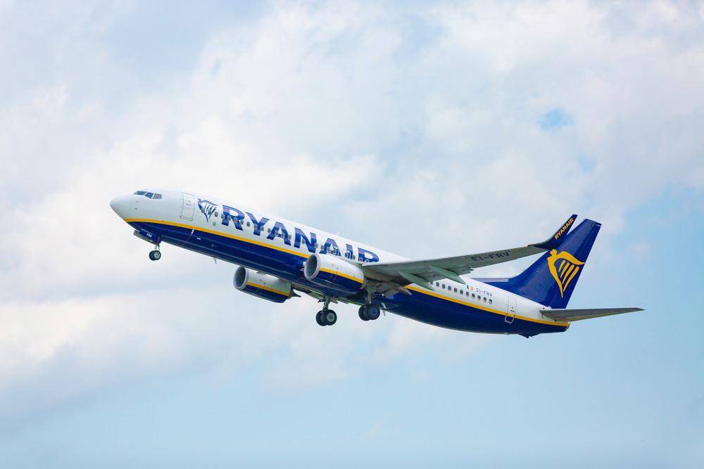 Ryanair expanderar ytterligare på Göteborg Landvetter med ny linje till Litauen https://t.co/8vuwF9yZfr https://t.co/gvBDpNNbiz