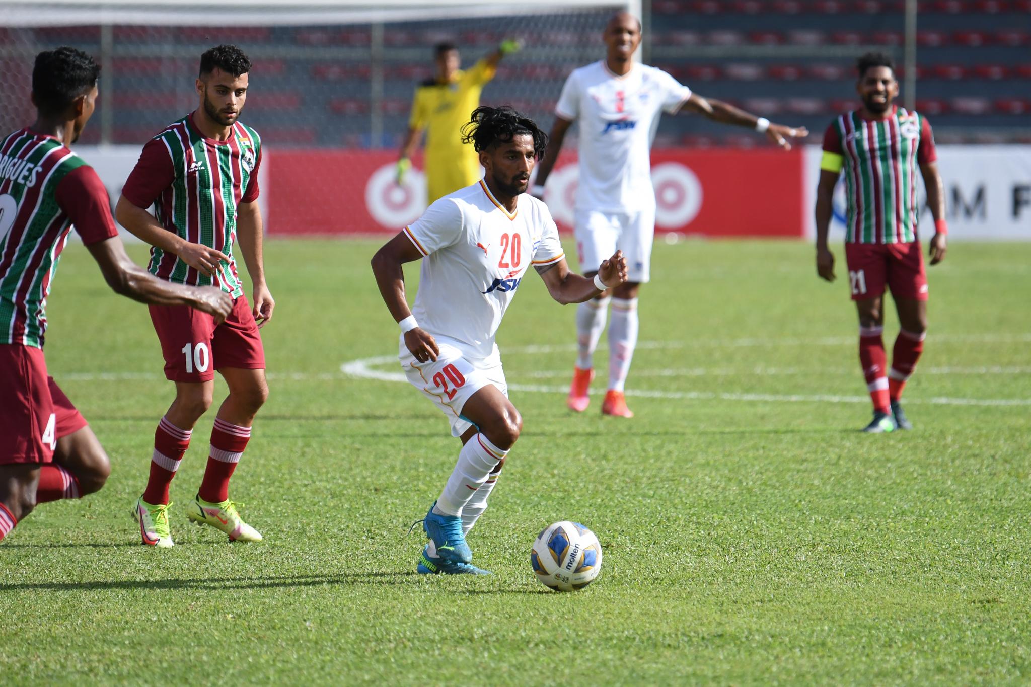 Jayesh Rane - Bengaluru FC vs ATK Mohun Bagan