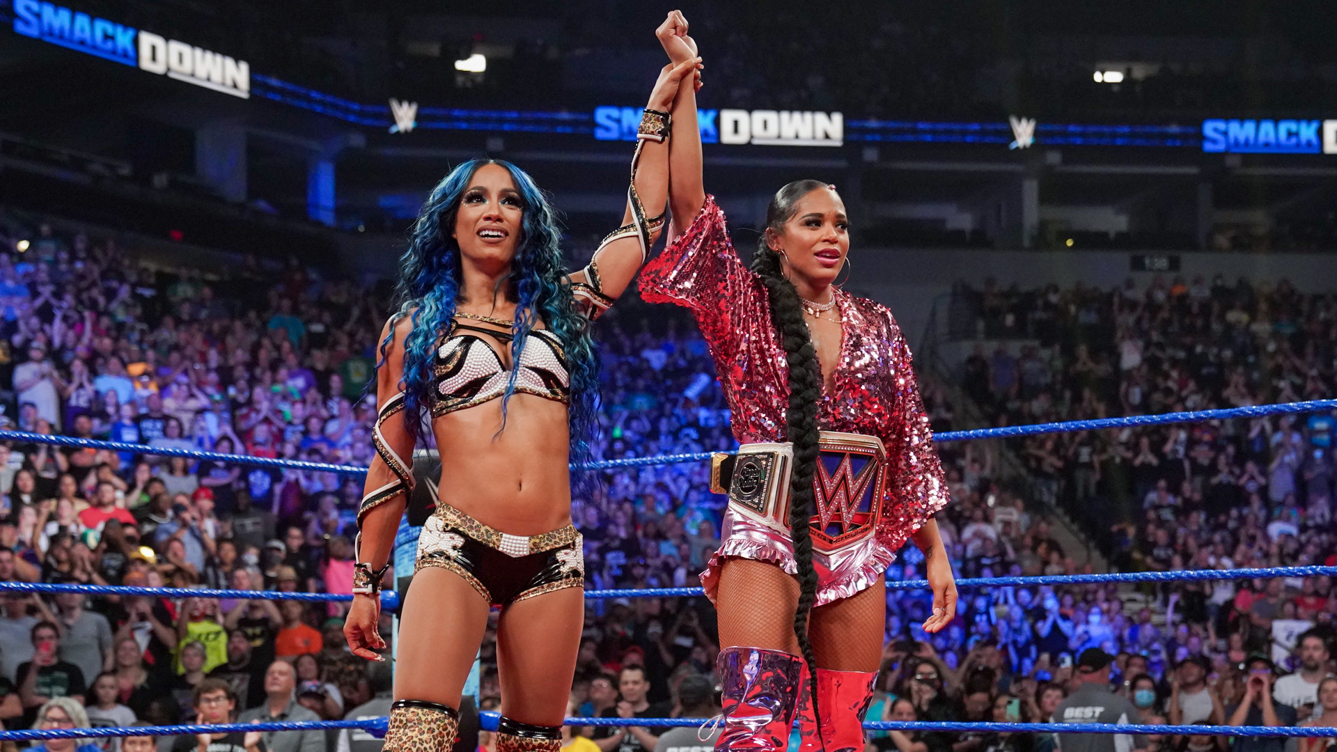 Sasha Banks vs. Bianca Belair Still On For WWE SummerSlam 2021 After Recent Speculations 116
