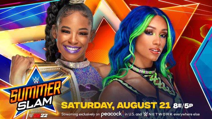 Sasha Banks vs. Bianca Belair Still On For WWE SummerSlam 2021 After Recent Speculations 115
