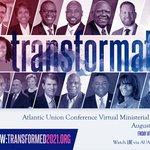Image for the Tweet beginning: Atlantic Union Conference Pastors, register