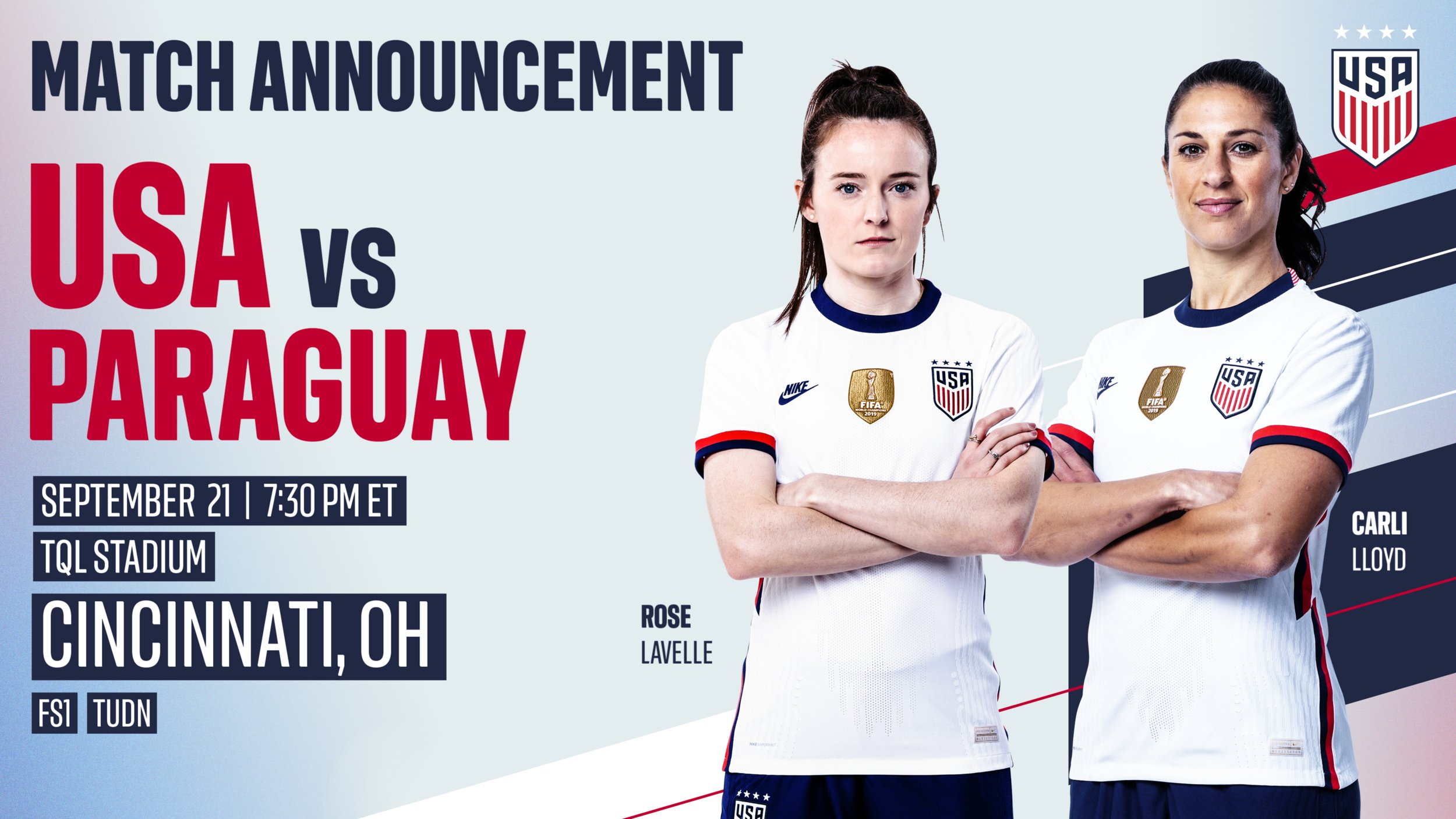 Paraguay vs Estados Unidos
