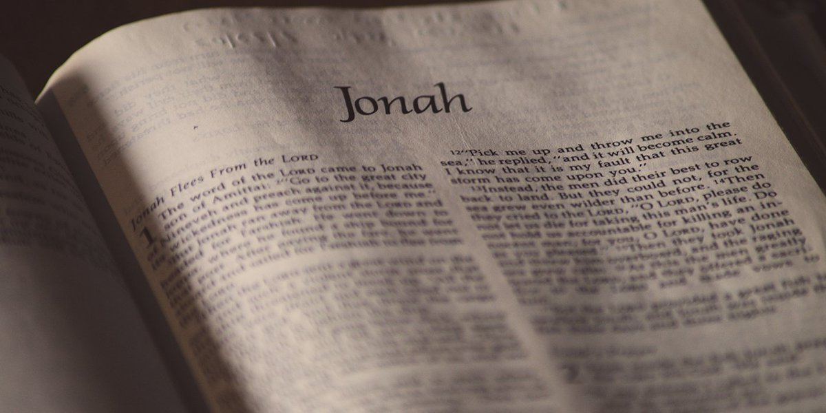 """Every Yom Kippur we read the story of the prophet Jonah. His take is simply told, the book is only 47 verses long and yet the word """"big"""" is mentioned 14 times. Let's examine what this story means and discover why it is told each year in our latest blog, link in bio✨"""