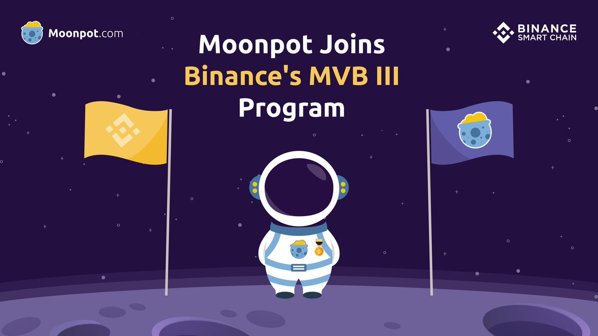 """Moonpot on Twitter: """"The Moonpot Roadmap is not limited to, but includes:  🌕 Community Pots 🌕 Social Pots 🌕 NFT Pots 🌕 Learn Pots All of which  will help grow the monthly"""