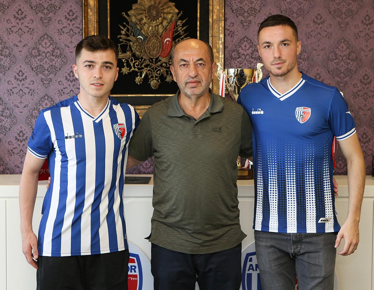 Furgan Polat Ankaraspor ile anlaşmaya vardı