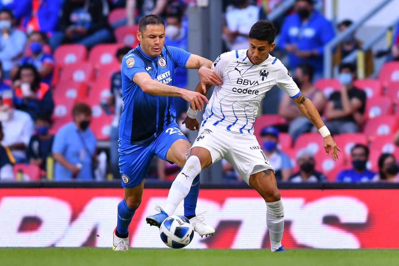 Cruz Azul vs Monterrey 1-1 Torneo Apertura 2021