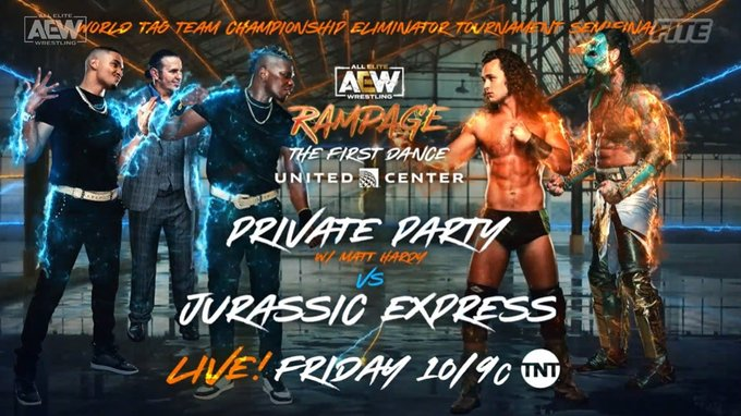 Tony Khan promises the most anticipated announcement in AEW history about  Rampage - Online Teaching Jobs