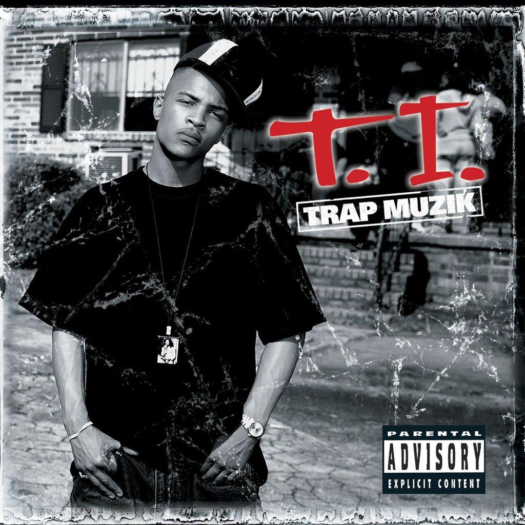 August 19, 2003 @Tip released Trap Muzik Some Production Includes @davidbanner @jazzepha @kanyewest @djtoomp @Tip @nickfurybeats and more Some Features Include @MacboneyPSC @BunBTrillOG @DAREAL_8ball @pimptypemjg and more