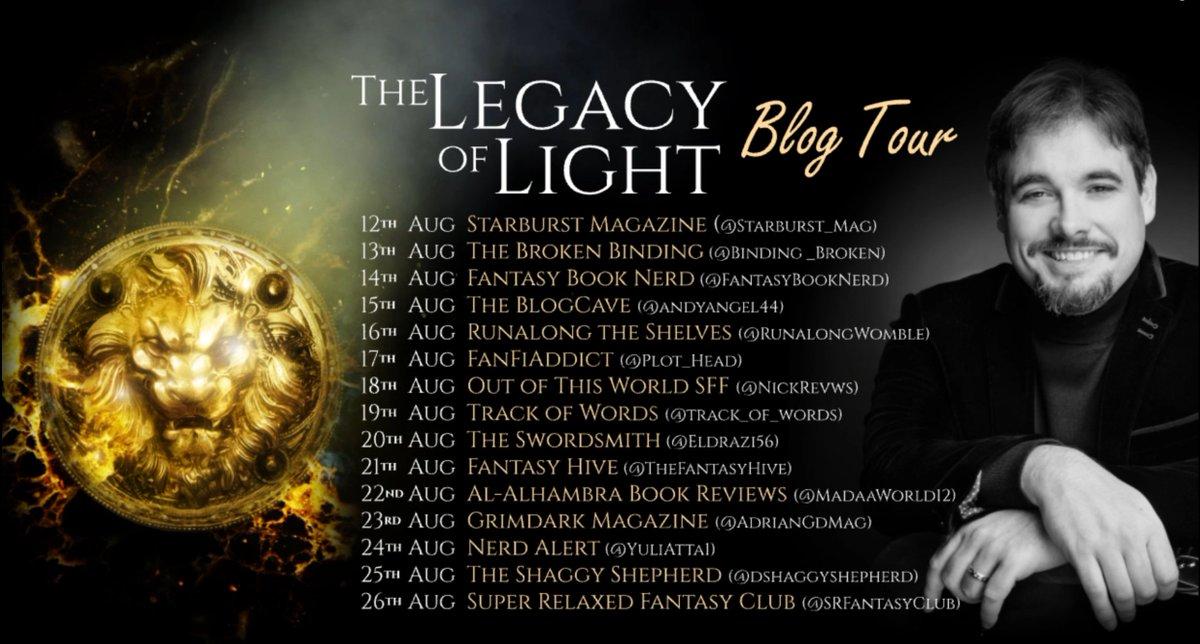 "Matthew ""Legacy of Light out NOW"" Ward (@thetowerofstars) | Twitter"