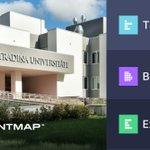 Image for the Tweet beginning: Rīga Stradiņš University choose EventMAP's