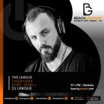 Image for the Tweet beginning: DJ Unique | BeachGrooves Radio