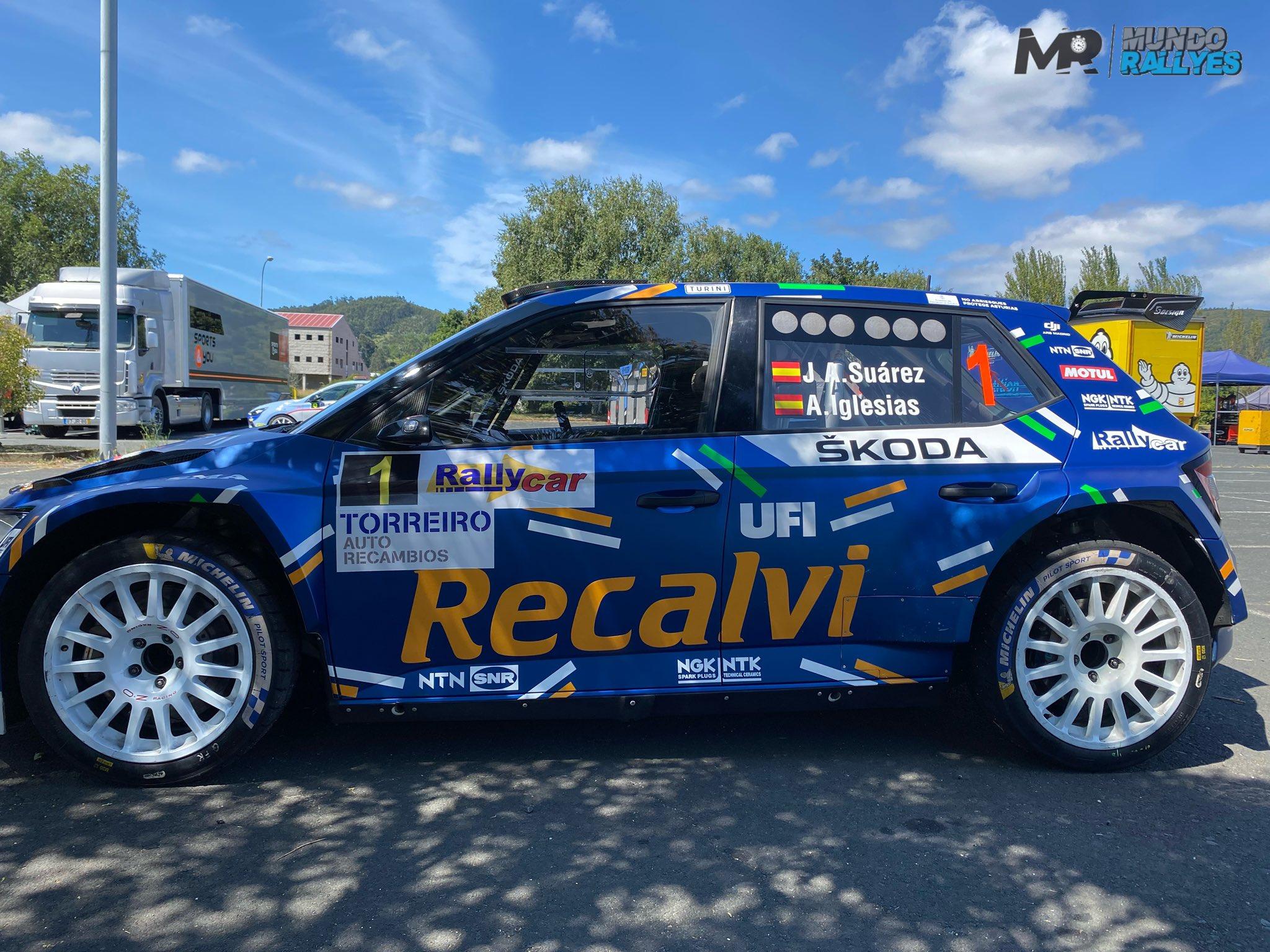 SCER + TER: 52º Rallye de Ferrol - Suzuki [20-21 Agosto] E9KCjvGXoAUU-ti?format=jpg&name=large