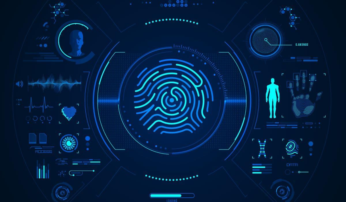 Biometric-image
