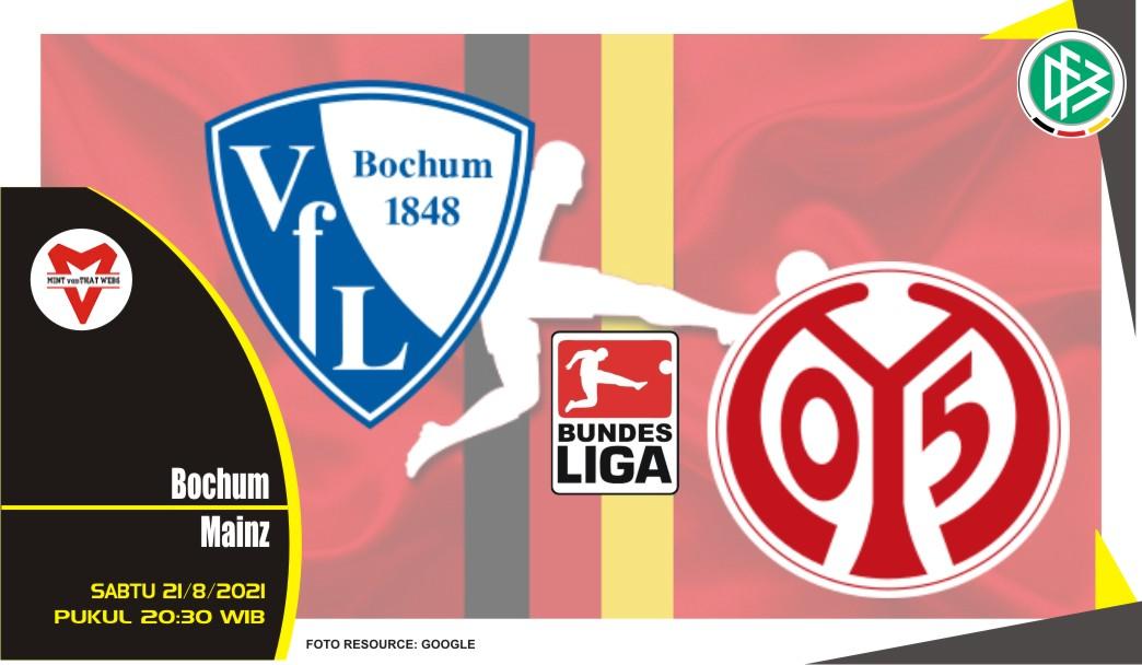 Bochum vs Mainz Highlights 21 August 2021