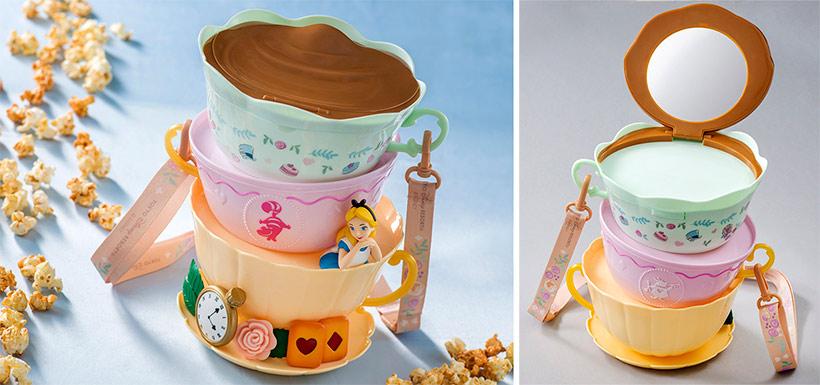 手を汚さずにポップコーンを食べよう!ミッキーハンドデザインのトングやバケットが新登場!