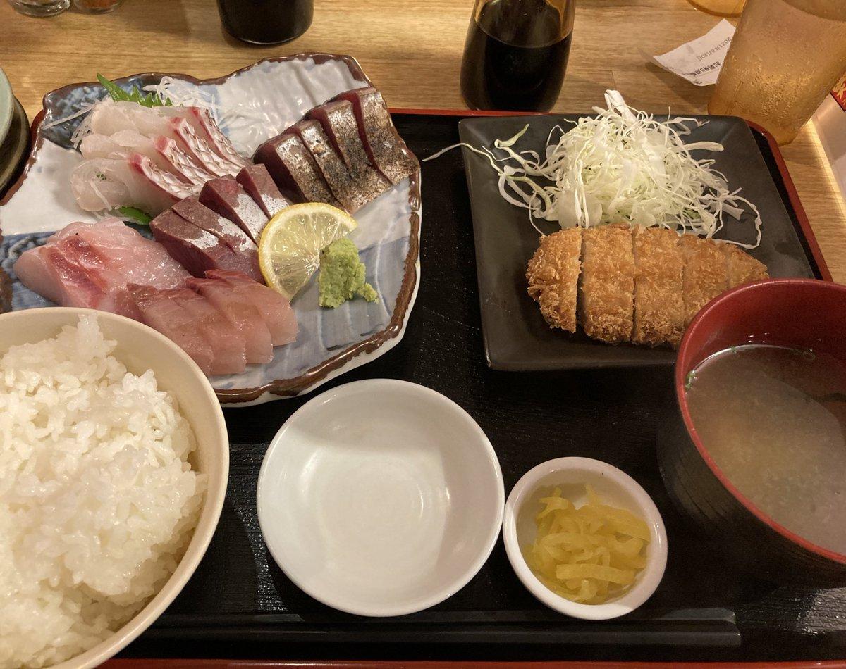 博多ではこれが当たり前?このランチが800円で食べられる!
