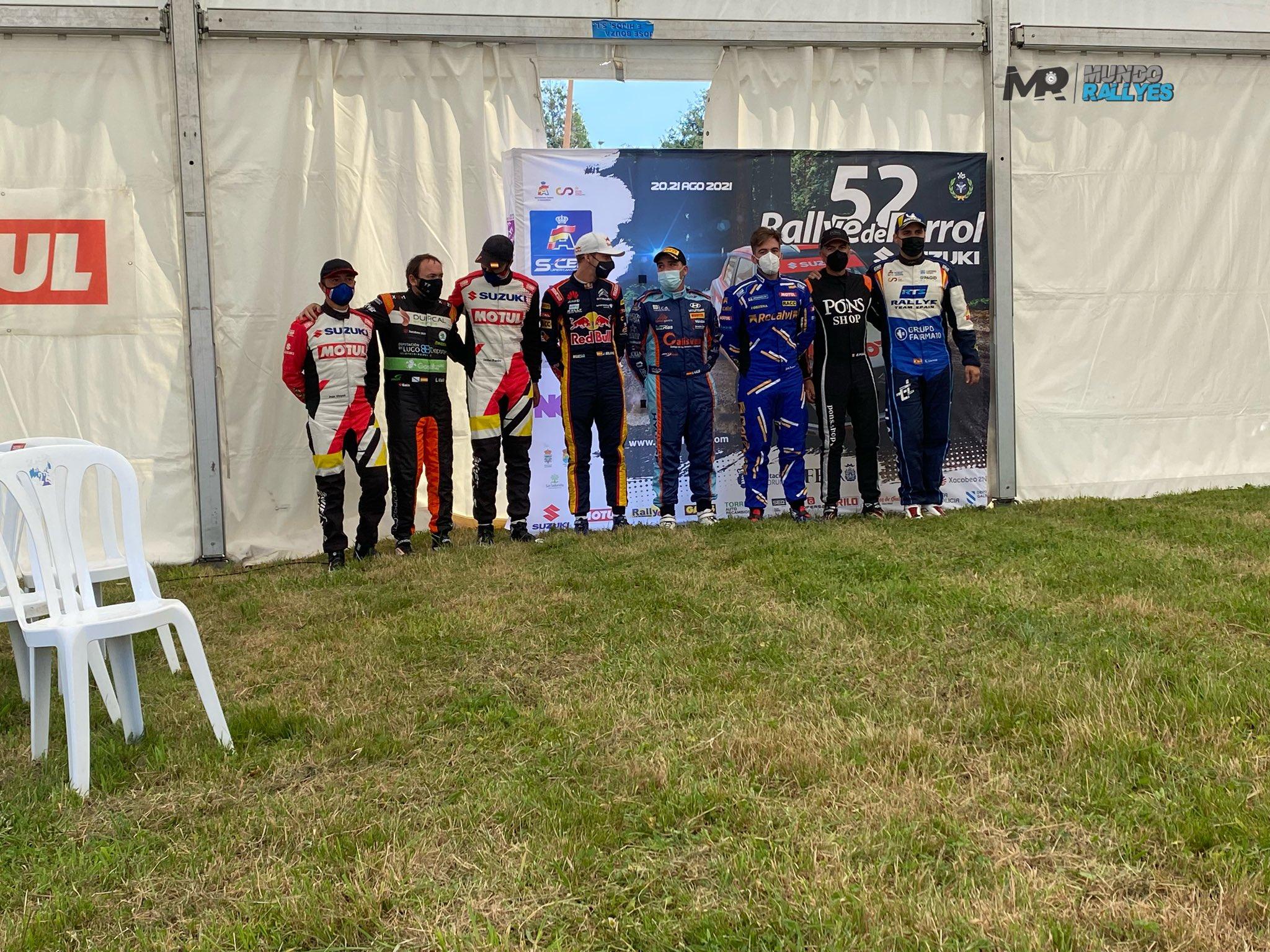 SCER + TER: 52º Rallye de Ferrol - Suzuki [20-21 Agosto] E9O6lAwWUAg-kyF?format=jpg&name=large