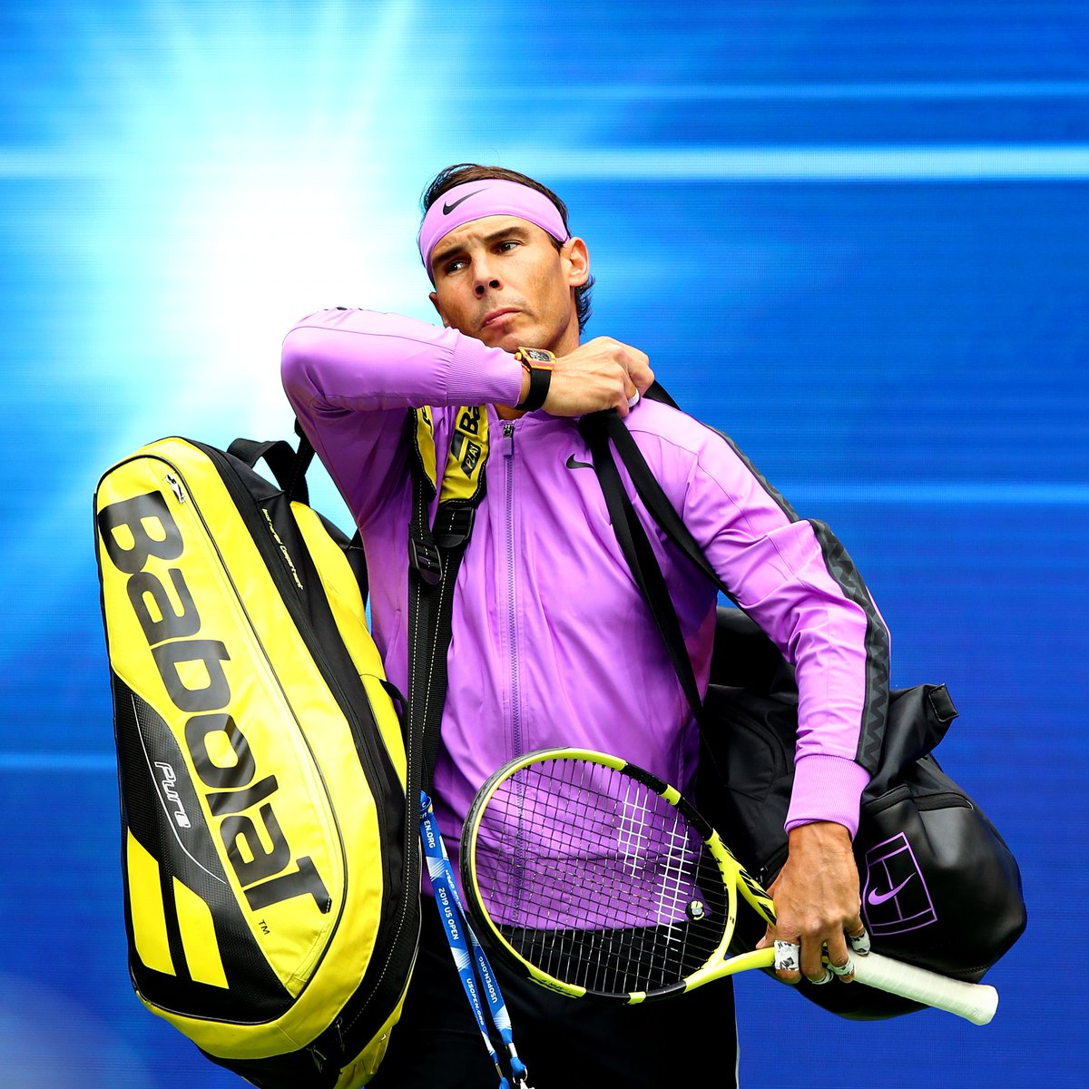 Us Open Tennis On Twitter We Will Miss These All Time Greats In New York Retweet To Wish Rafa Roger A Speedy Return To Tennis