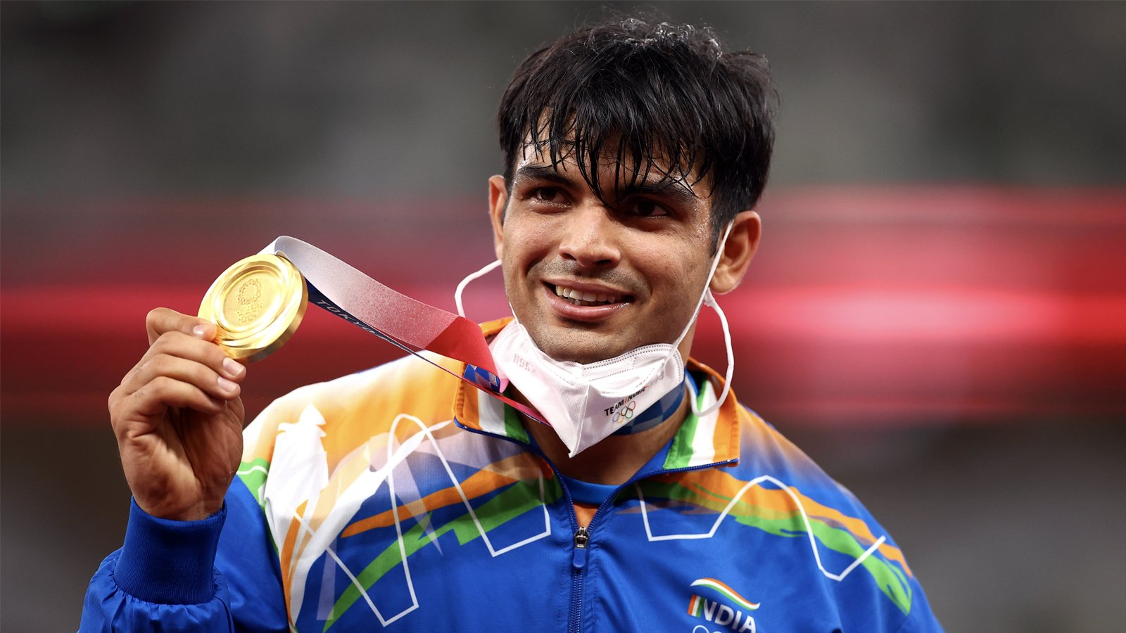 Neeraj Chopra and other members of the armed forces participating in the Tokyo Olympics will be honored by Rajnath Singh