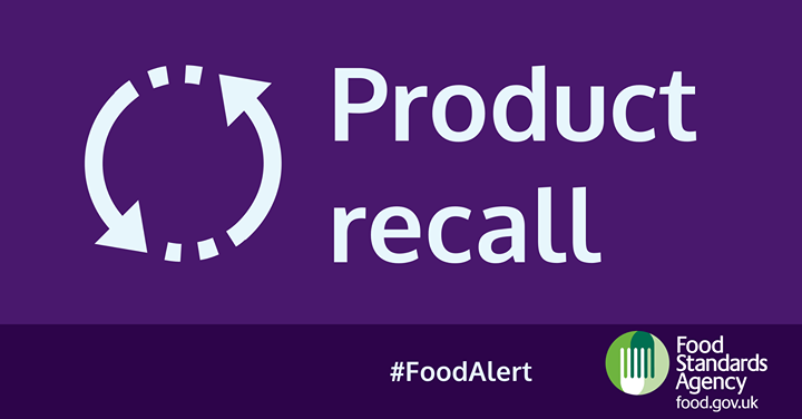 Tayto Group recalls some Mr Porky, Jay's and The Real Pork Crackling Company products because of the possible bit.ly/3gitXt4